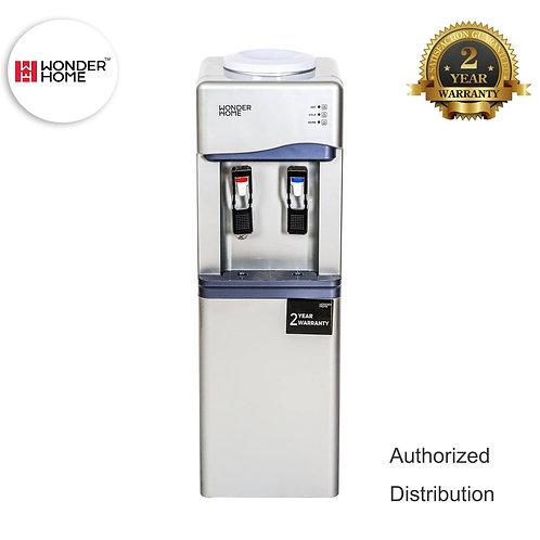WH-W-DT4 Wonder Home Hot & Cold Top Loading Water Dispenser With Storage Cabinet