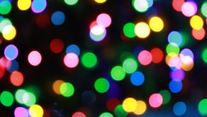 Gazebo Holiday Lights