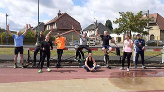 CrossFit Hiringa Talange athlétisme