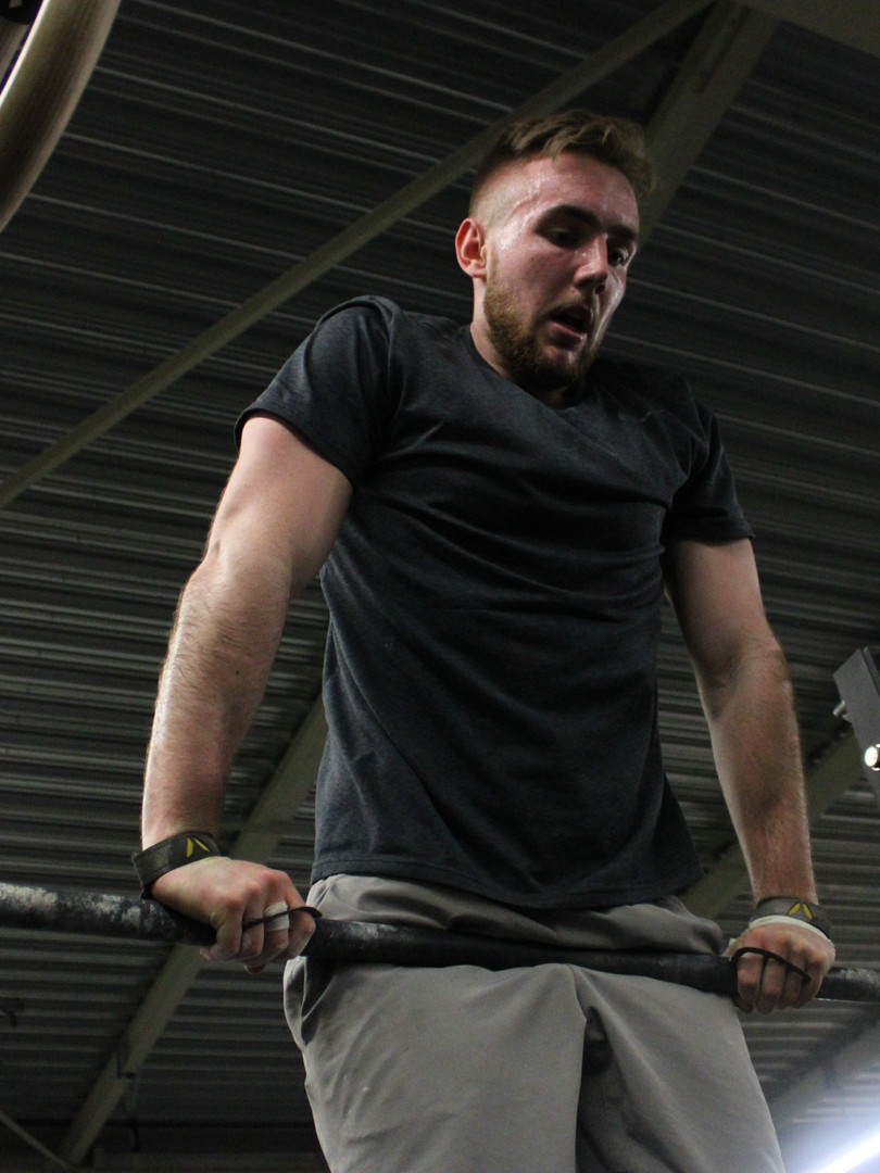 CrossFit Hiringa Metz - muscle up