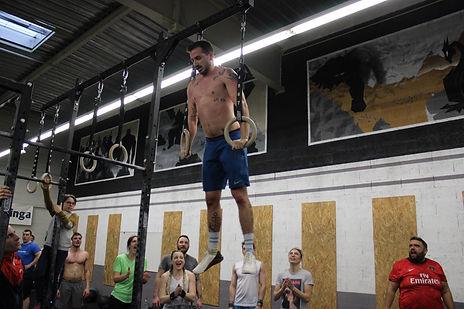 CrossFit Hiringa Metz Talange