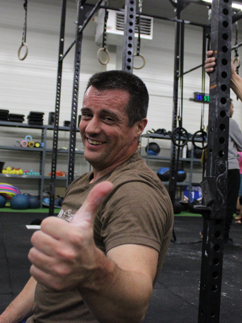 CrossFit Hiringa Talange - nos cours