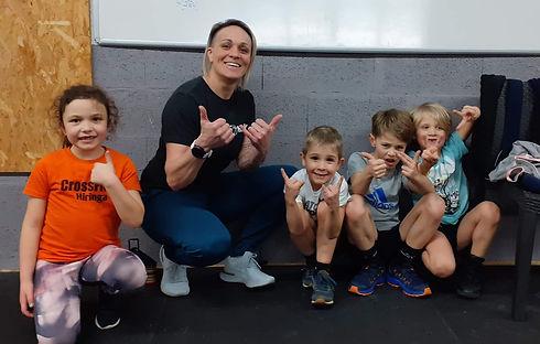 CrossFit Kids Hiringa Metz