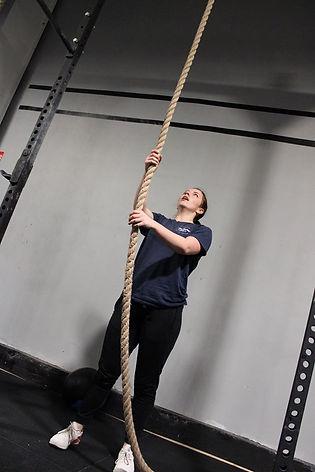 CrossFit Hiringa Nancy - gym