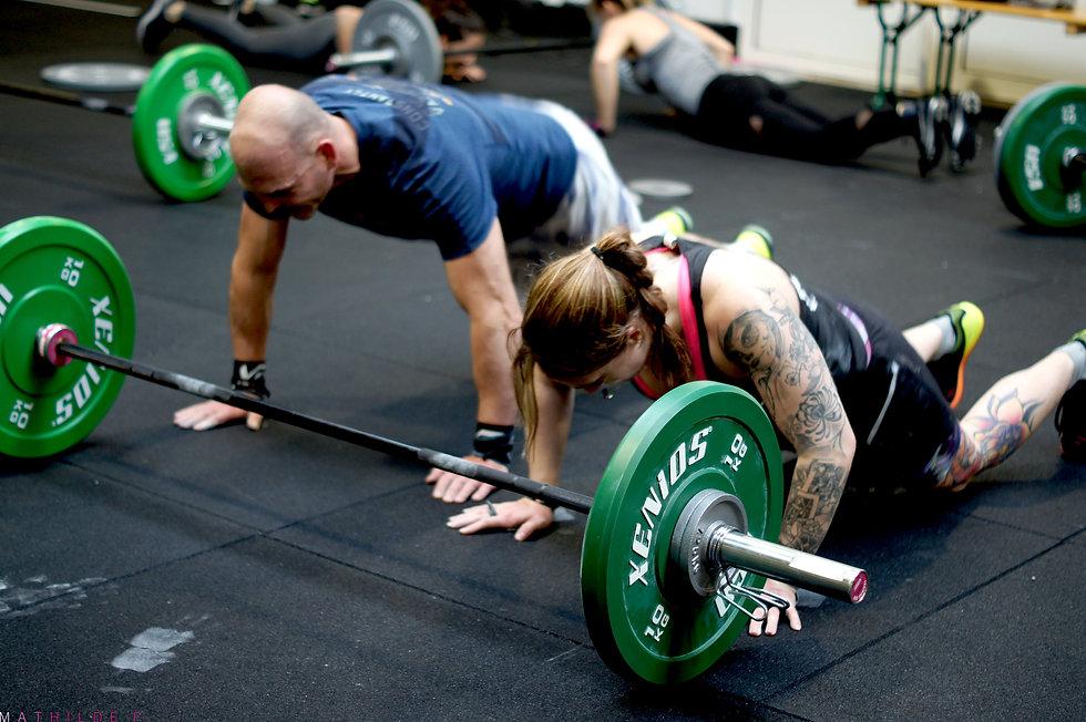 CrossFit Hiringa Nancy