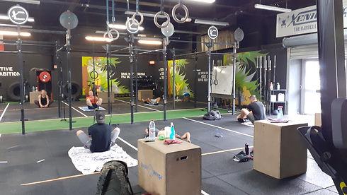 CrossFit Hiringa Metz Augny
