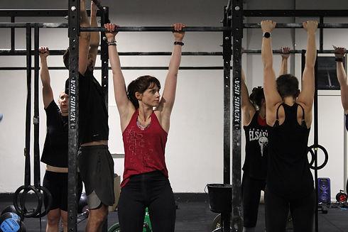 CrossFIt Hiringa Metz gym