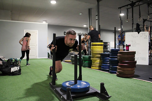 CrossFIt Hiringa Nancy - strongman