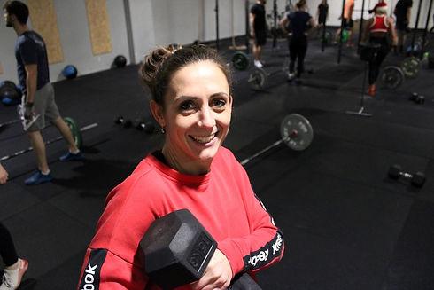 CrossFit Hiringa Nancy - nos cours