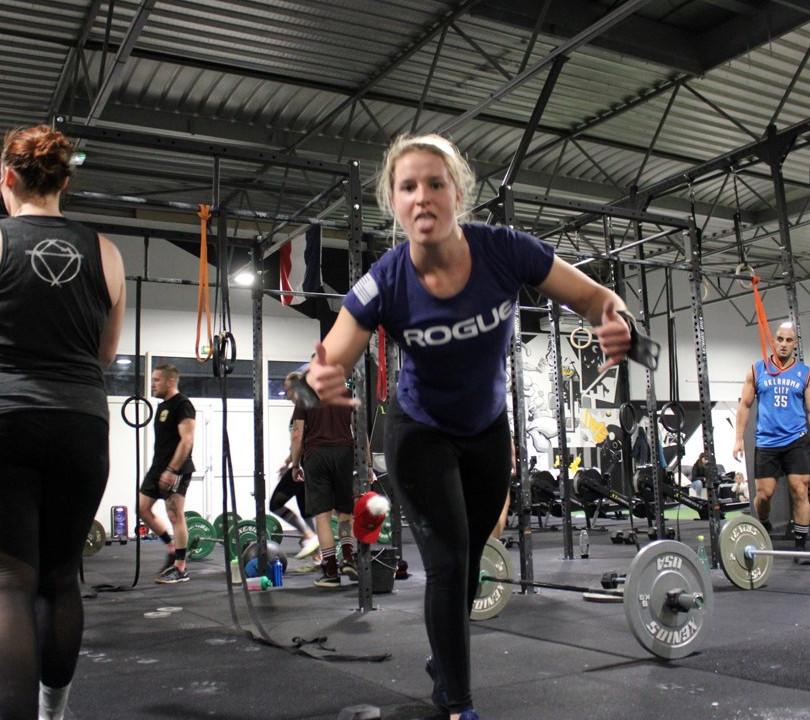 CrossFit Hiringa Nancy - nos cours 2