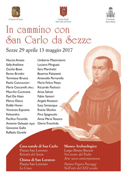 Premio Arte Sacra San Carlo di Sezze -  2017