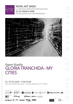 RomeArtWeek Open Studio 2019