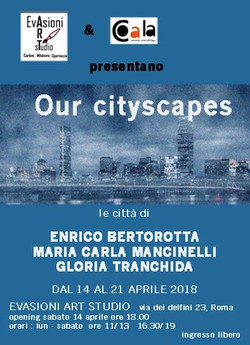 Our Cityscapes - 2018 Roma