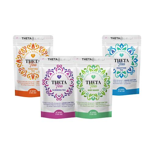 Theta Tea Variety Pack (3 Packs)