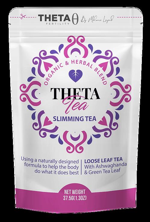 Slimming Tea (Makes 30 Cups) With Ashwaghanda & Green Tea Leaf