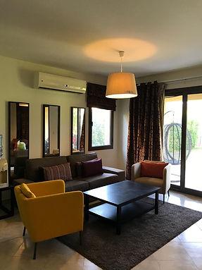 Twinhouse 3 bedrooms for rent in Marassi north coast