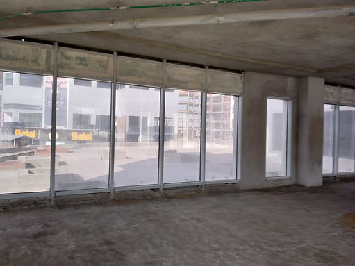 Wonderful location mixed use building for rent or for sale in new cairo