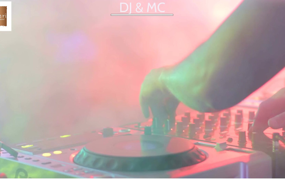 Dj & MC Services