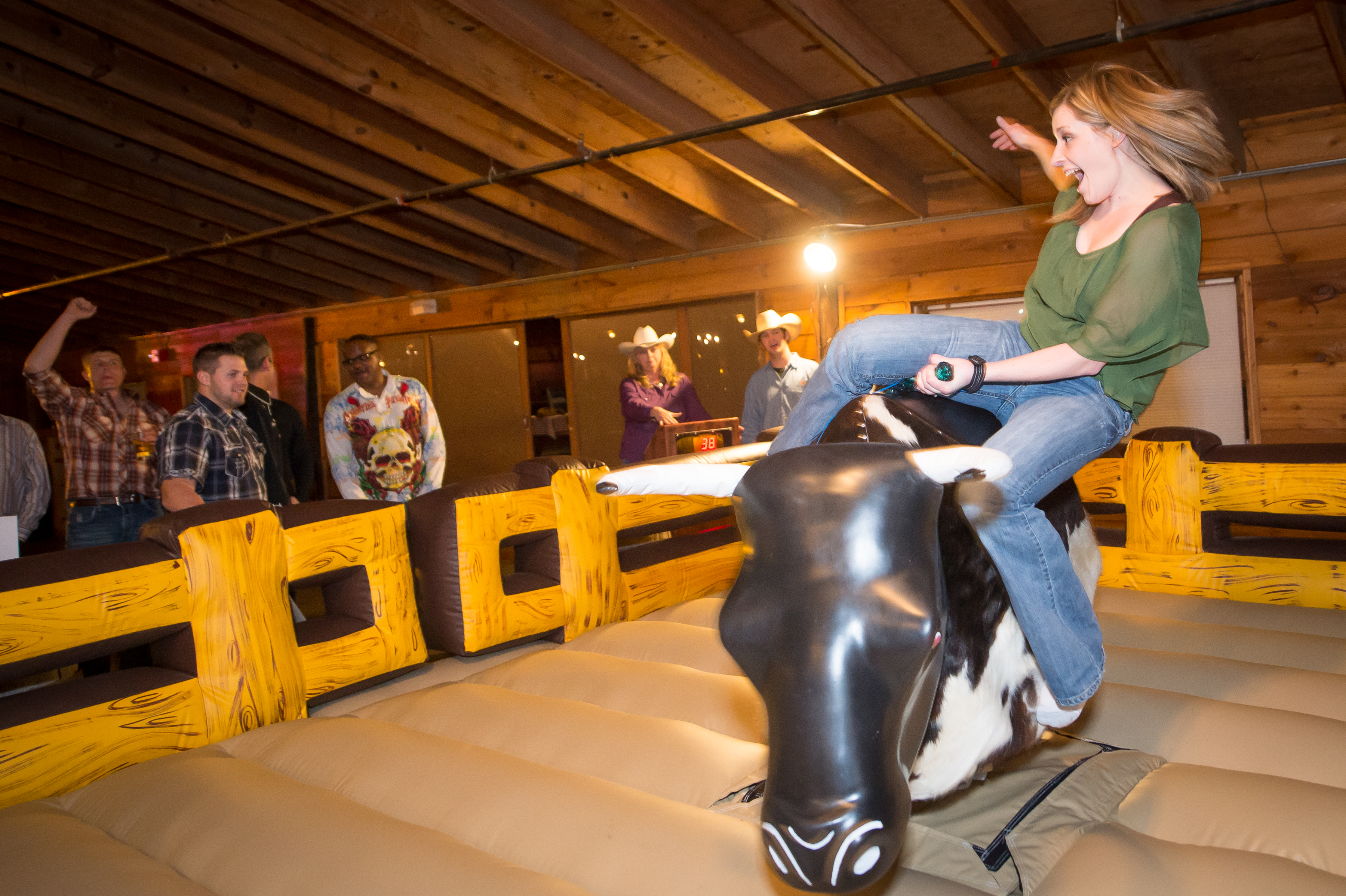 Mechanical Bull 3
