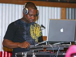 DJ for Company Picnic at Circle R Ranch.
