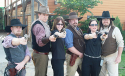 Gunfighters with Guests