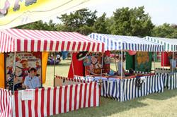 Carnival Games  for Company Picnic at Ci