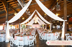 Reception at Wedding Venue