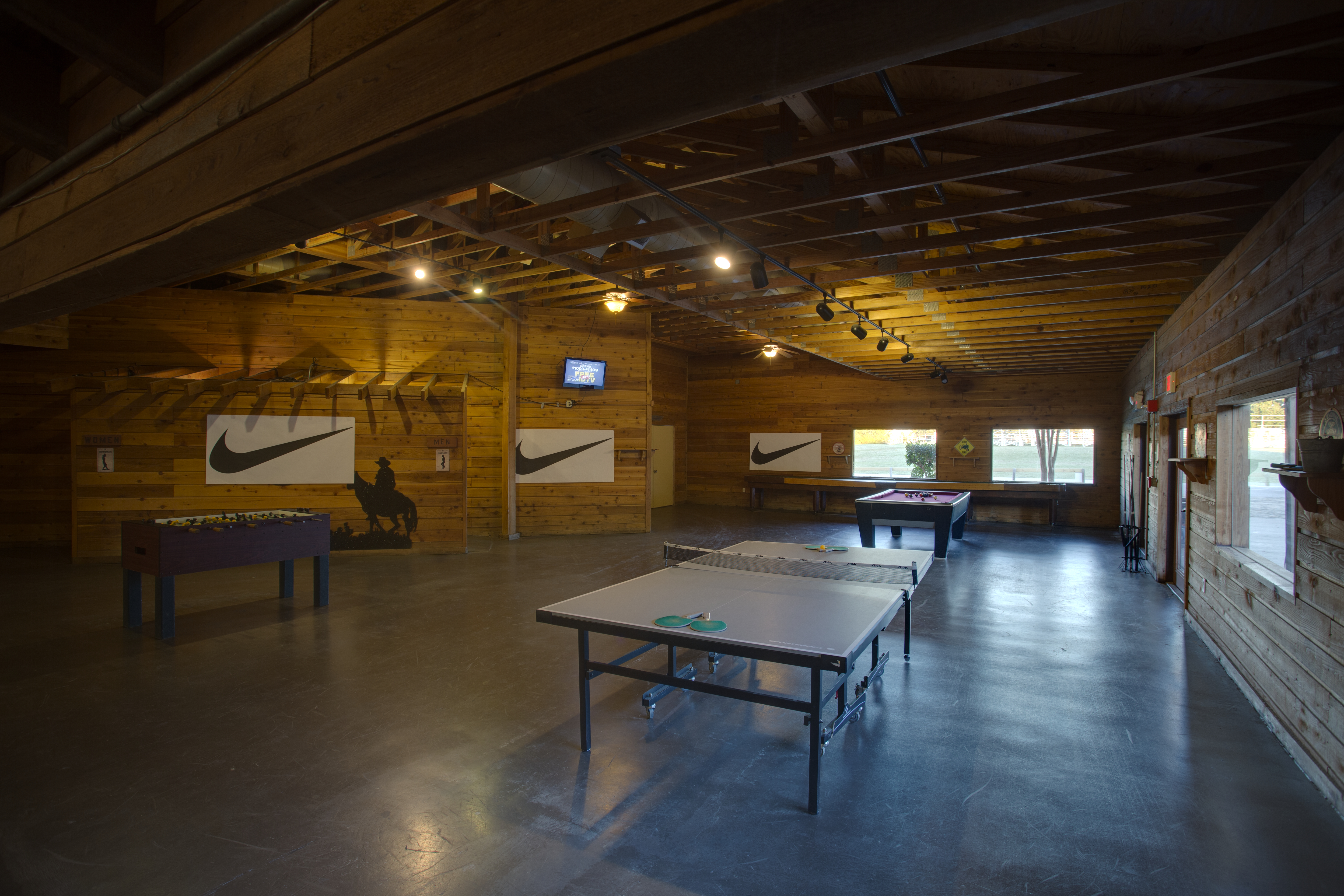 circle r ranch game room dfw event venue