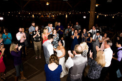 Dancing at Wedding Venue