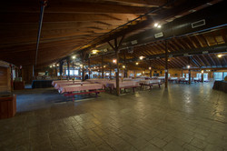 circle r ranch western pavilion with pic