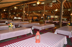 circle r ranch picnic tables in western