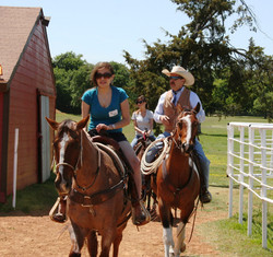 Horseback Trail Rides  for Company Picni