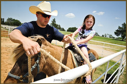 Pony Rides  for Company Picnic at Circle