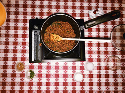 Chili Cook Off Team Building at Circle R