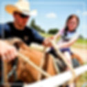 Pony-Rides-for-Company-Picnic-at-Circle-