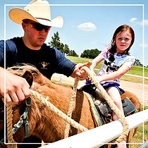 Pony-Rides-for-Company-Picnic-at-Circle-