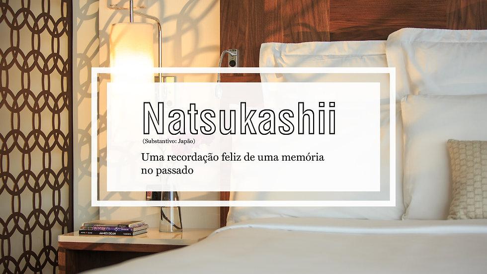 Voucher Natsukashii Hospedagem Ultimate Romance