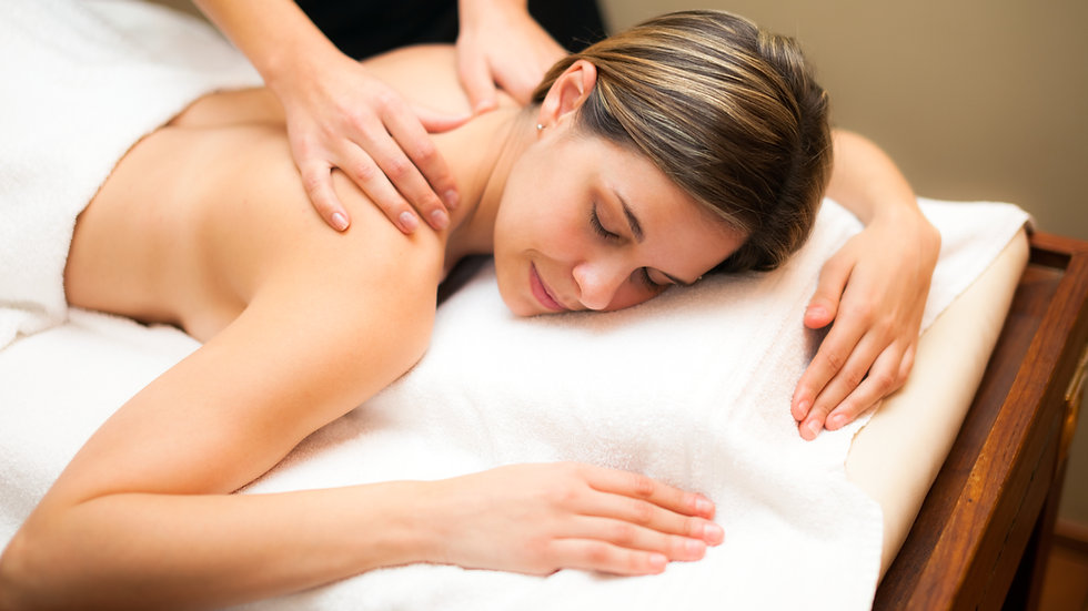 Pacote 3 massagens de 50 minutos