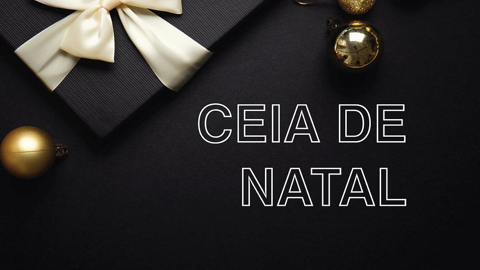 CEIA DE NATAL RENAISSANCE