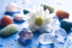 Heldere energie in stenen