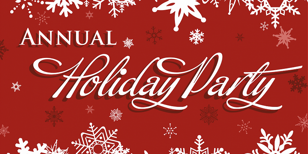 Hiram Lodge # 1 2nd Annual Holiday Party