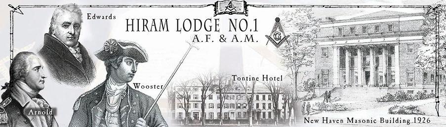 Hiram Lodge No 1 freemasons