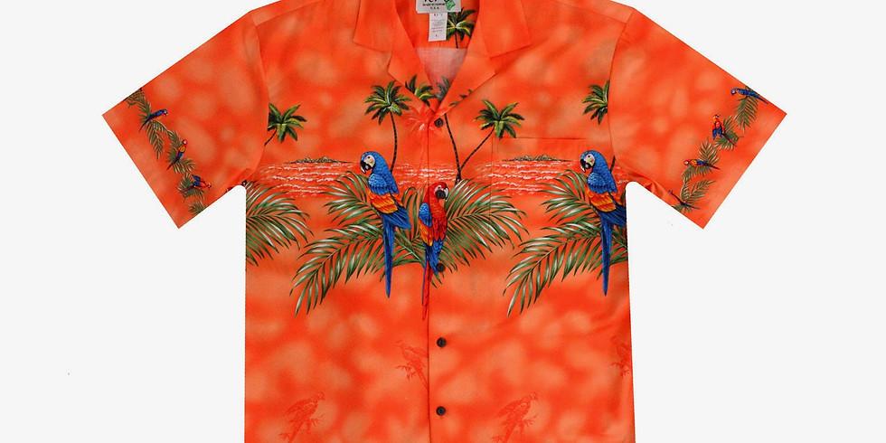Hawaiian Shirt Night and Stated Communication