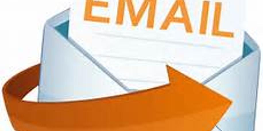 E-Mail Registration Form
