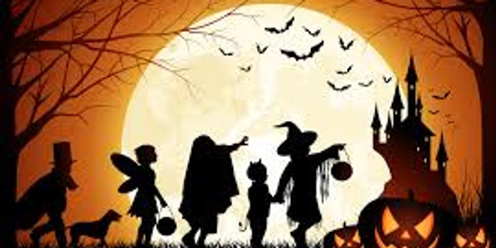 Hiram 7th Annual Family Halloween Bowling Night