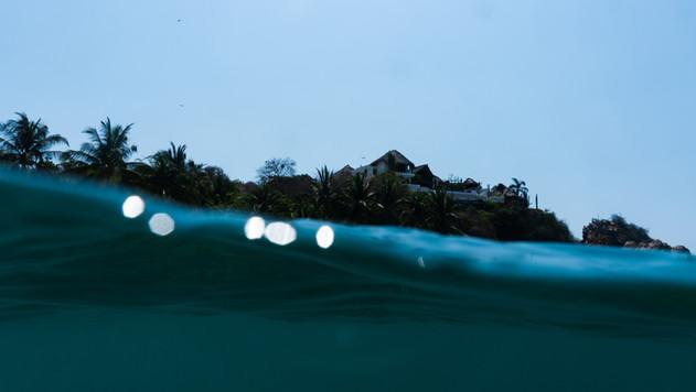 Underwater Photography 2021 - Manzanillo Beach, Mexico