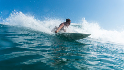 Surfing Photography Reportage 2021 - Oaxaca, Mexico