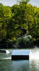 Freestyle Wakeboarding Photo Shooting 2020 - Bordeaux, France