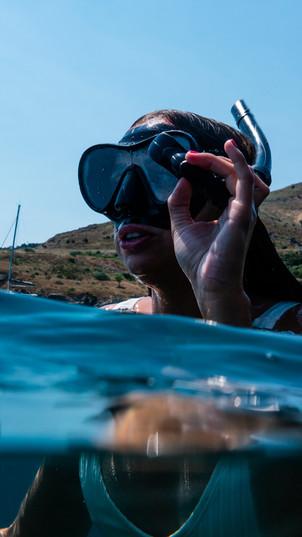 Snorkeling Photos 2021 - Cerbères, France