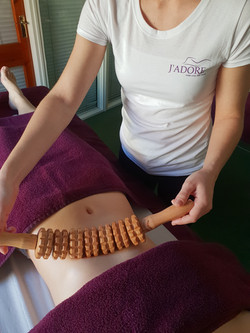 Maderotherapy Stomach